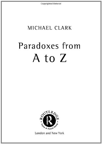 9780415228091: Paradoxes from A to Z