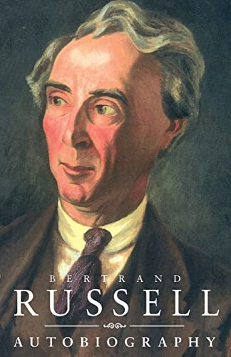 9780415228626: The Autobiography of Bertrand Russell