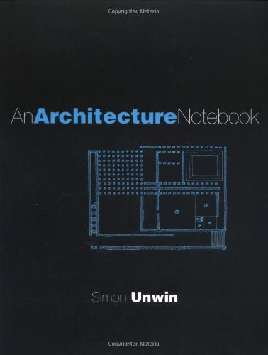 9780415228749: An Architecture Notebook