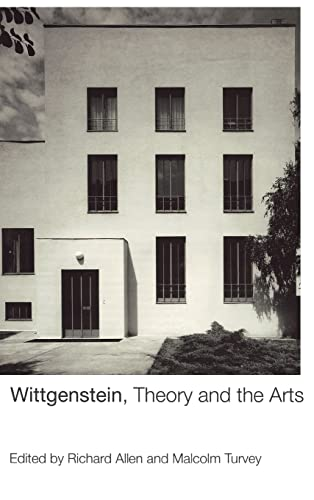 9780415228756: Wittgenstein, Theory and the Arts