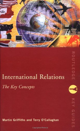 9780415228824: International Relations: The Key Concepts (Routledge Key Guides)
