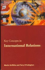 9780415228831: International Relations: The Key Concepts (Routledge Key Guides)