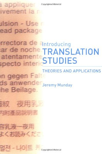 9780415229272: Introducing Translation Studies: Theories and Applications