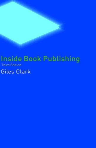 9780415230056: Inside Book Publishing