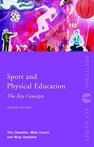 9780415231428: Sport and Physical Education: The Key Concepts (Routledge Key Guides)