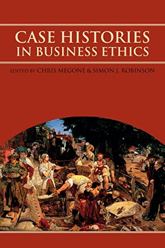9780415231442: Case Histories in Business Ethics