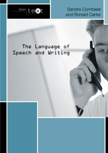 9780415231671: The Language of Speech and Writing (Intertext)