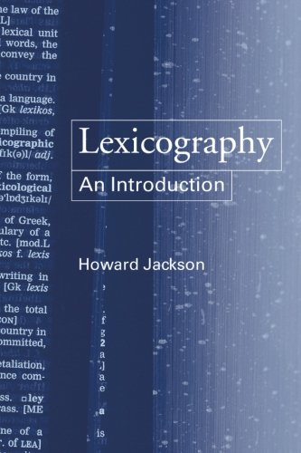 9780415231732: Lexicography: An Introduction