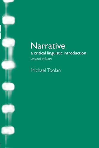 9780415231756: Narrative: A Critical Linguistic Introduction (Interface)