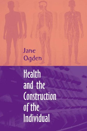 9780415233071: Health and the Construction of the Individual: A Social Study of Social Science