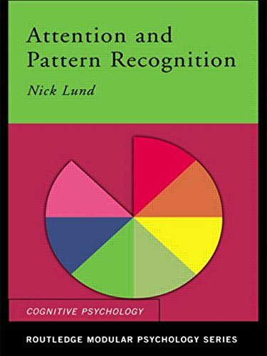9780415233088: Attention and Pattern Recognition (Routledge Modular Psychology)