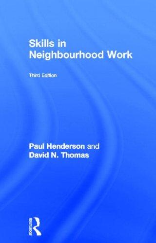 9780415233224: Skills in Neighbourhood Work