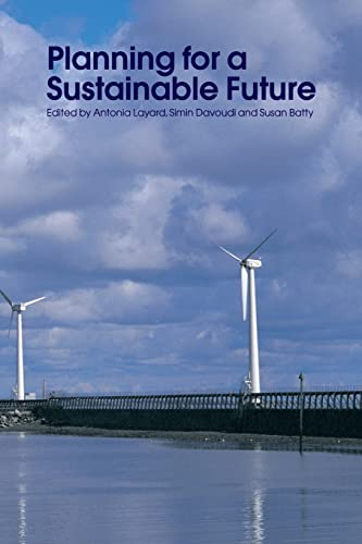 9780415234085: Planning for a Sustainable Future
