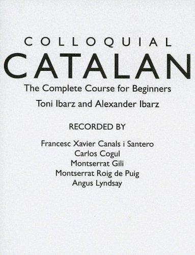 9780415234139: Colloquial Catalan: A Complete Course for Beginners (Colloquial Series)
