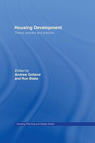 9780415234320: Housing Development: Theory, Process and Practice (Housing, Planning and Design Series)