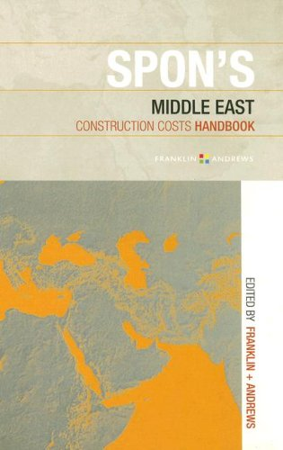 9780415234382: Spon's Middle East Construction Costs Handbook