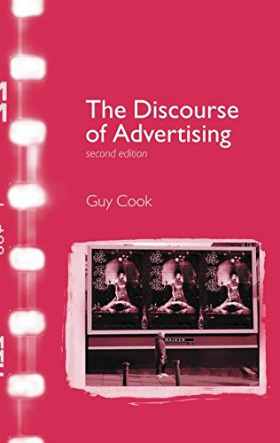 9780415234542: The Discourse of Advertising (Interface)