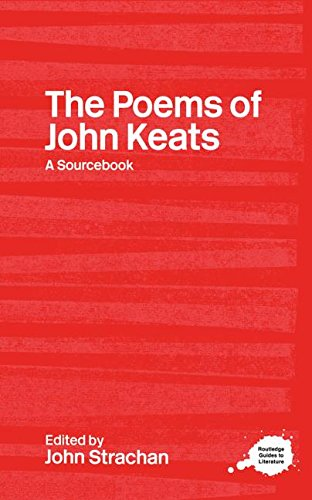 9780415234771: The Poems of John Keats: A Routledge Study Guide and Sourcebook