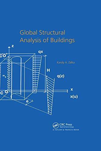 9780415234832: Global Structural Analysis of Buildings