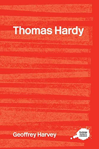 9780415234917: Thomas Hardy (Routledge Guides to Literature)