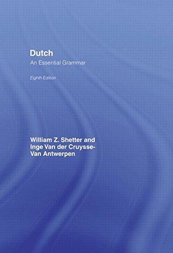 9780415235013: Dutch: An Essential Grammar (Routledge Essential Grammars)
