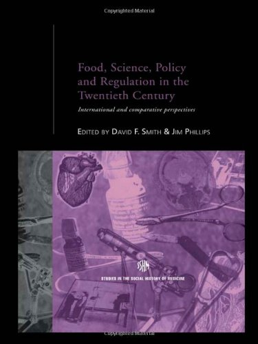 9780415235327: Food, Science, Policy and Regulation in the Twentieth Century: International and Comparative Perspectives (Routledge Studies in the Social History of Medicine)