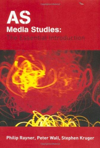 9780415236119: AS Media Studies: The Essential Introduction (Essentials)