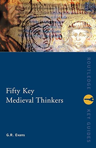 9780415236638: Fifty Key Medieval Thinkers (Routledge Key Guides)