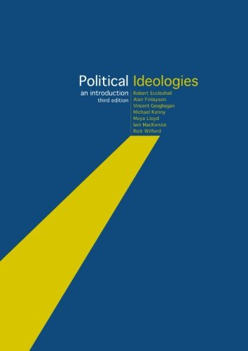 9780415236782: Political Ideologies: An Introduction