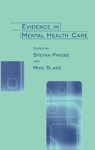 9780415236928: Evidence in Mental Health Care
