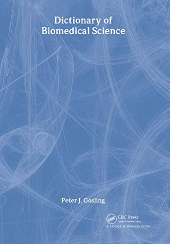 9780415237239: Dictionary of Biomedical Science