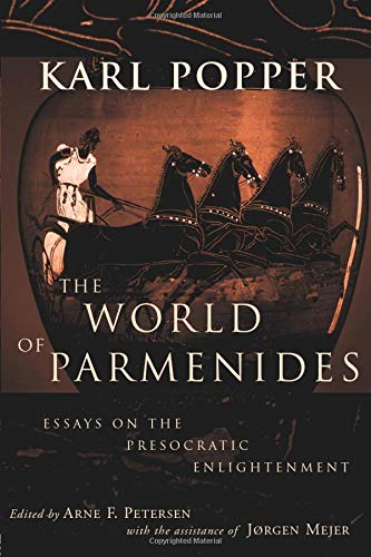 9780415237307: The World of Parmenides: Essays on the Presocratic Enlightenment