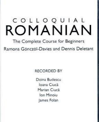 9780415237840: Colloquial Romanian: The Complete Course for Beginners