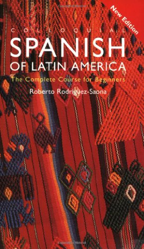 9780415237864: Colloquial Spanish of Latin America (Colloquial Series)