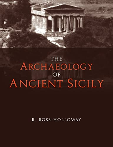 9780415237918: The Archaeology of Ancient Sicily