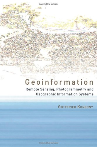 9780415237956: Geoinformation: Remote Sensing, Photogrammetry and Geographic Information Systems