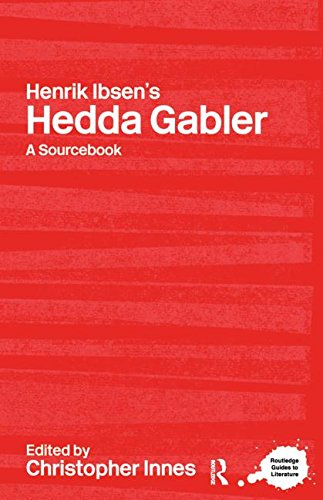 9780415238182: Henrik Ibsen's Hedda Gabler: A Routledge Study Guide and Sourcebook (Routledge Guides to Literature)