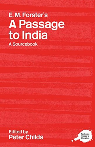 9780415238229: E.M. Forster's A Passage to India: A Routledge Study Guide and Sourcebook (Routledge Guides to Literature)