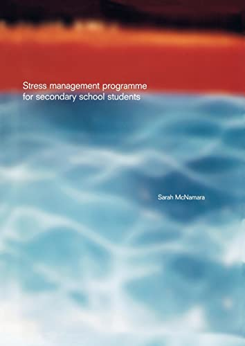 9780415238397: Stress Management Programme For Secondary School Students: A Practical Resource for Schools