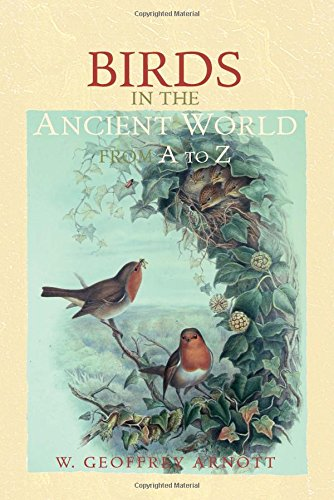 9780415238519: Birds in the Ancient World from A to Z