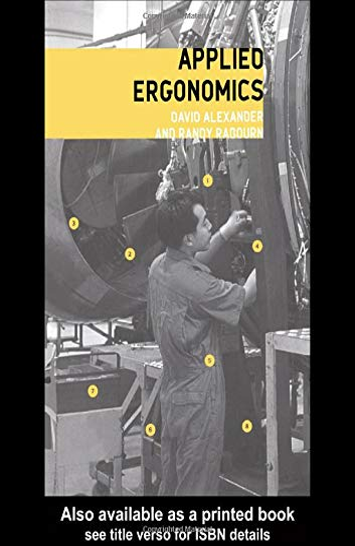 9780415238526: Applied Ergonomics