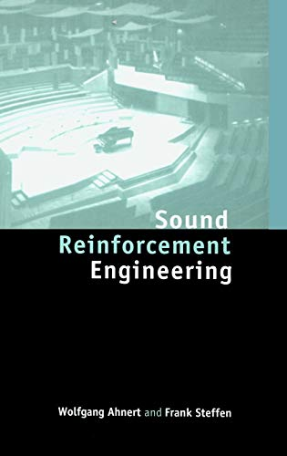 9780415238700: Sound Reinforcement Engineering: Fundamentals and Practice