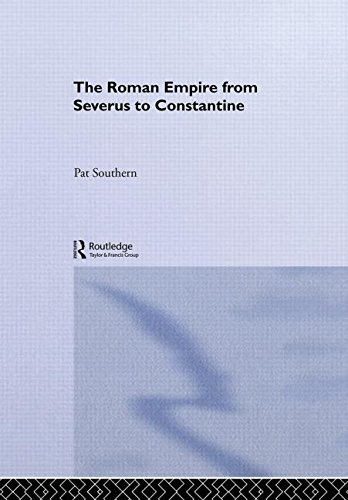9780415239431: The Roman Empire from Severus to Constantine