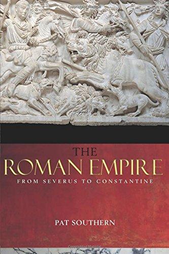 9780415239448: The Roman Empire from Severus to Constantine