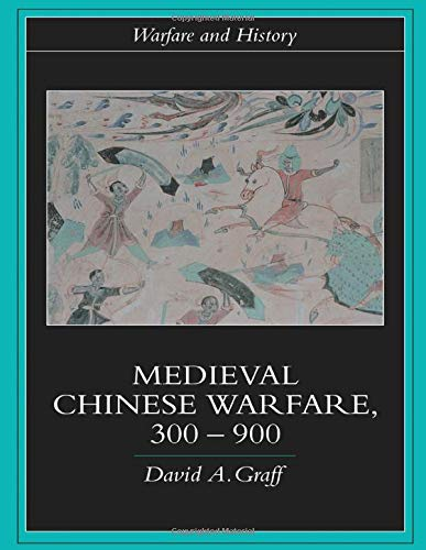 9780415239554: Medieval Chinese Warfare 300-900 (Warfare and History)