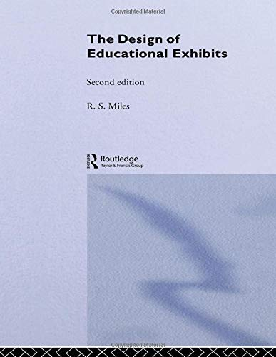 9780415239646: The Design of Educational Exhibits