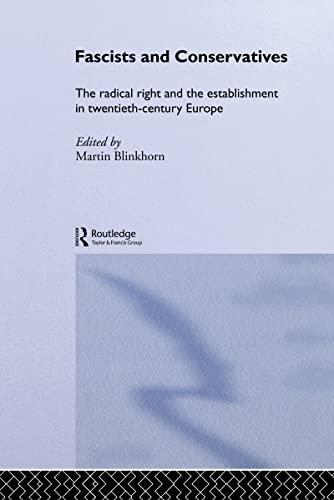 9780415239660: Fascists & Conservatives Europ
