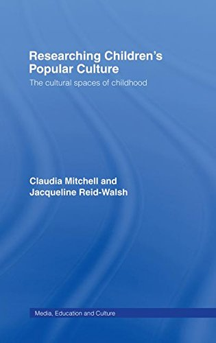 9780415239684: Researching Children's Popular Culture: The Cultural Spaces of Childhood (Media, Education and Culture)