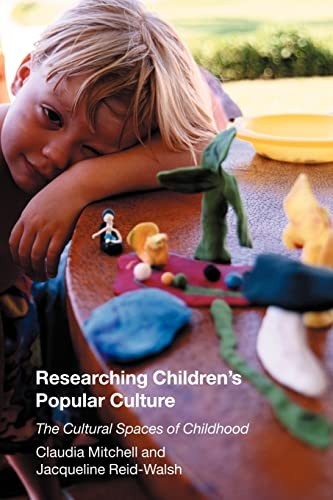 9780415239691: Researching Children's Popular Culture: The Cultural Spaces of Childhood (Media, Education and Culture)