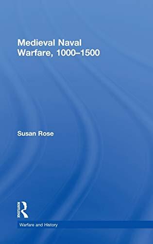 9780415239769: Medieval Naval Warfare 1000-1500
